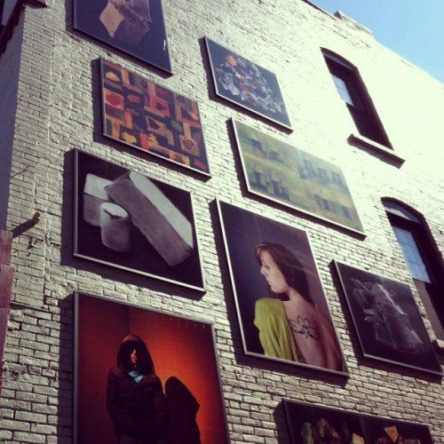 Art Wall Jamestown