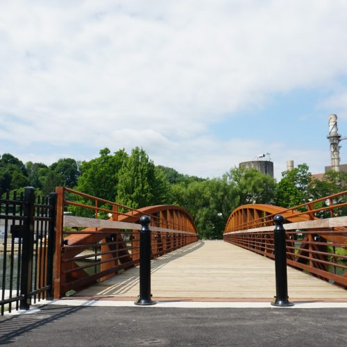 Pedestrian Bridge w BPU